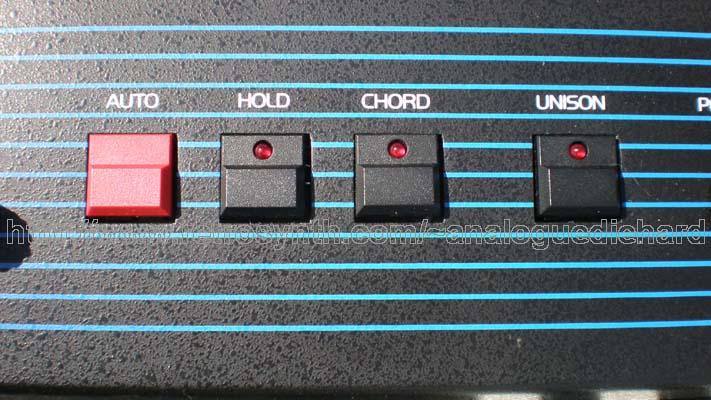 Oberheim OB-SX Analog Polyphonic Synthesizer